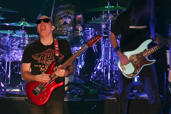 Joe Satriani - Roseland Theater - Portland, OR 2011
