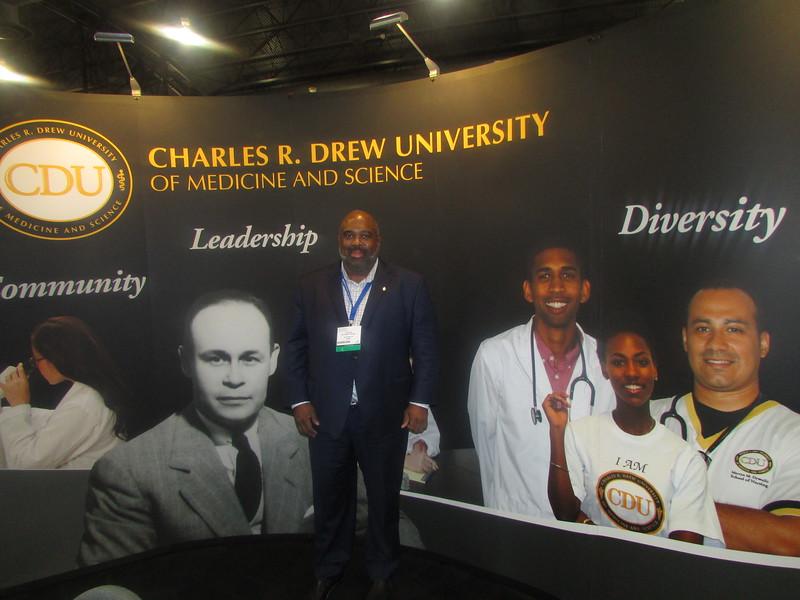 CDU alumni enjoyed an alumni reception while at NMA in Philadephia.