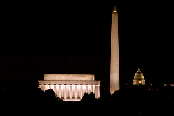 D.C. MONUMENTS and More