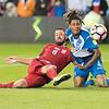 San Jose, CA - US Men's National beat Honduras 6-0 in the FIFA World Cup qualifier at Avaya Stadium, March 24,2017.