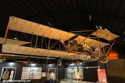 Curtis 1911 Model D