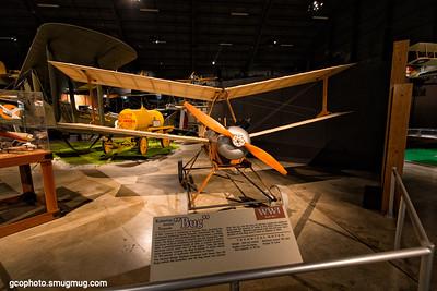 """Ketterling Aerial Torpedo """"Bug"""""""