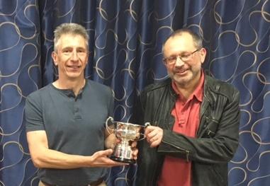 Winners 2017: Andy Hughes & Steve Preston