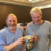 2016 National Pairs winners - Peter Hasenson & David Sherman