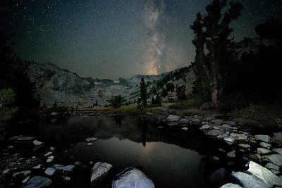 Donohue Pass in Yosemite National Park