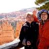Kitty & Juanita at Bryce Canyon National Park