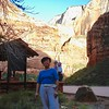 Afternoon at Zion National Park