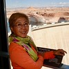 At Glen Canyon Power Plant Tower