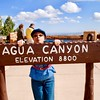 Agua Canyon (Elevation 8,800')