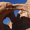 <p>The Double Arch. Arches National Park, Utah, USA</p>