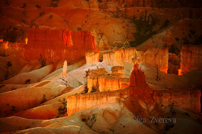 <p>Sunrise at Bryce Canyon National Park, Utah, USA</p>