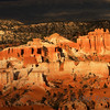 <p>Egyptian Ruins, Bryce Canyon National Park, Utah, USA</p>