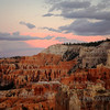 <p>Sunset, Bryce Canyon National Park, Utah, USA</p>