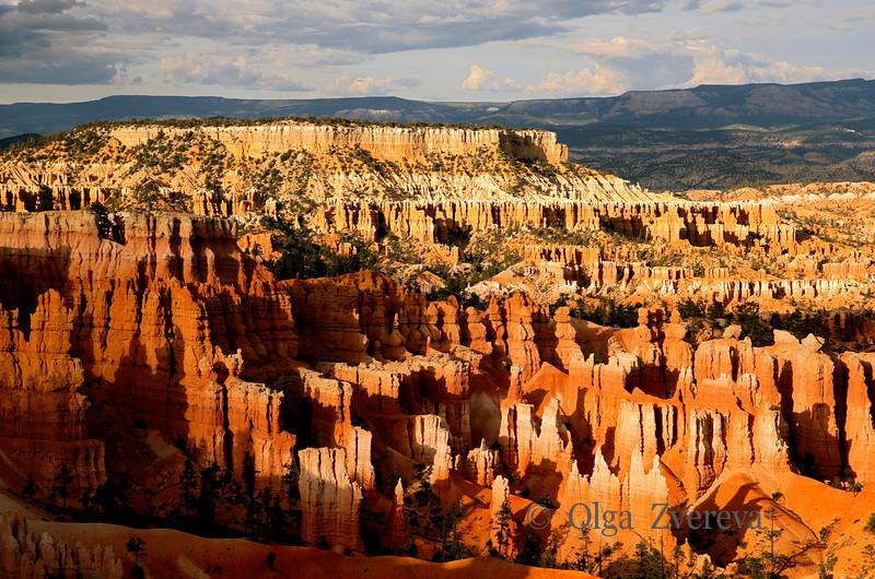 <p>Hoodoos of Bryce Canyon. Bryce Canyon National Park, Utah, USA</p>