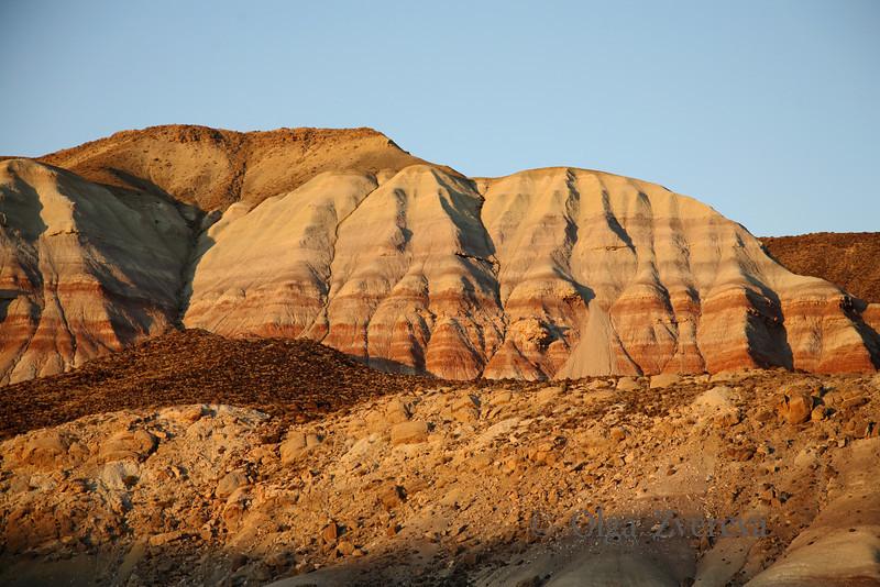 <p>Bentonite Hills, Capitol Reef National Park, Utah, USA</p>