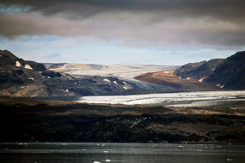 <p>Grand Pacific Glacier, Glacier Bay National Park, Alaska, USA</p>