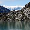 <p>Cloudy peaks, Glacier Bay National Park, Alaska, USA</p>