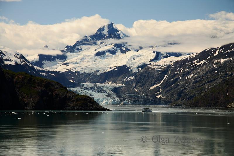 <p>Johns Hopkins Glacier, Glacier Bay National Park, Alaska, USA</p>