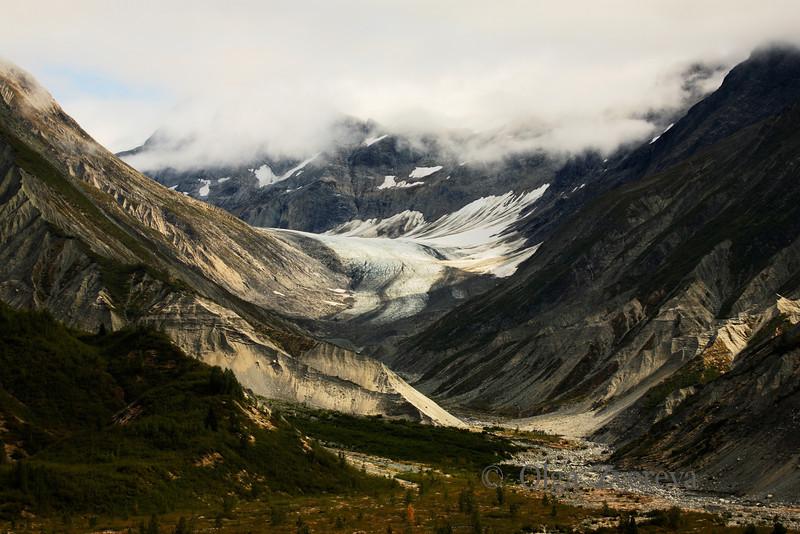 <p>Glacier, Glacier Bay National Park, Alaska, USA</p>
