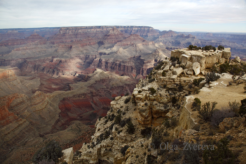 <p>South Rim, Grand Canyon National Park, Arizona, USA</p>