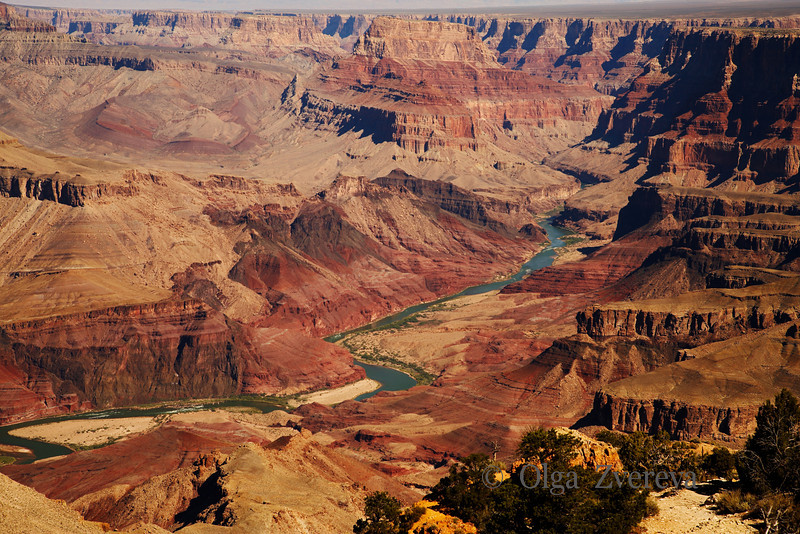 <p>Colorado River, South Rim, Grand Canyon National Park, Arizona, USA</p> <p>September 2009</p>