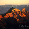 <p>Sunset, North Rim, Grand Canyon National Park, Arizona, USA</p> <p>September 2009</p>