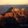 <p>Sunset, North Rim, Grand Canyon National Park, Arizona, USA</p> <p>September 2009</p>
