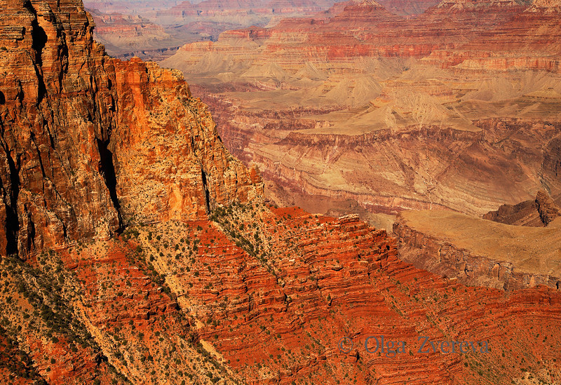 <p>South Rim, Grand Canyon National Park, Arizona, USA</p> <p>September 2009</p>