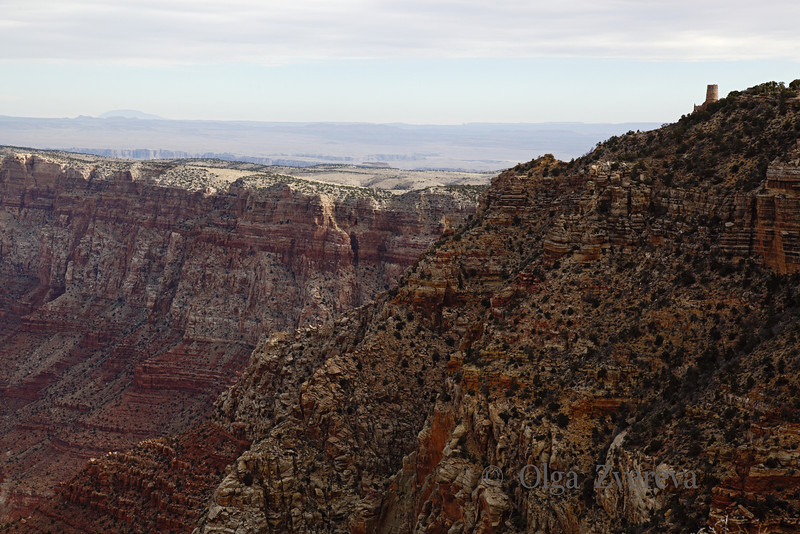 <p>South Rim, Grand Canyon National Park, Arizona, USA</p> <p>November, 2011</p>