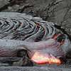 <p>Molten lava texture. Kilauea volcano, Hawaii Volcanoes National Park, Big Island, Hawaii, USA<p>