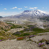 <p>Mount St Helens National Volcanic Monument, Washington, USA. 7/9/2011</p>