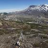 <p>Mount St Helens National Volcanic Monument, Washington, USA. 7/9/2011</p>