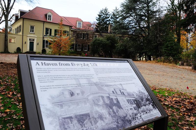 Queen Anne's Farm/Hardscrabble House.
