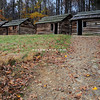 Revolutionary War Soldier's Huts - Morristown National Park.