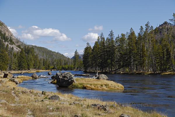 <p> Yellowstone National Park, USA</p> <p>October, 2012</p>
