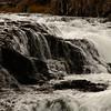 <p>Farehole River Waterfall, Yellowstone National Park, USA</p>