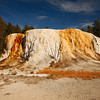 <p>Orange Spring Mound at Mammoth Hot Spring area, Yellowstone National Park, USA</p>