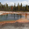 <p>Black Sand Basin, Yellowstone National Park, USA</p>