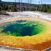 <p>Morning Glory, Upper Geyser Basin, Yellowstone National Park, USA</p>
