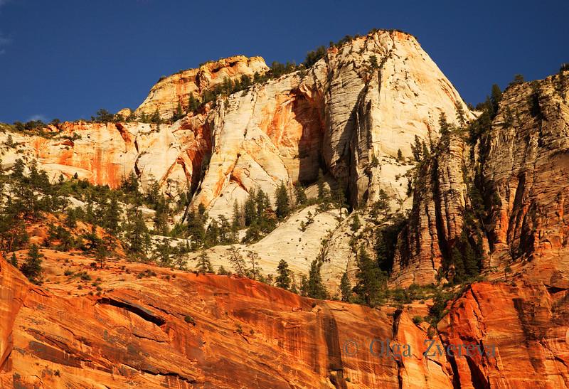 <p>Temple, Zion National Park, Utah, USA</p>