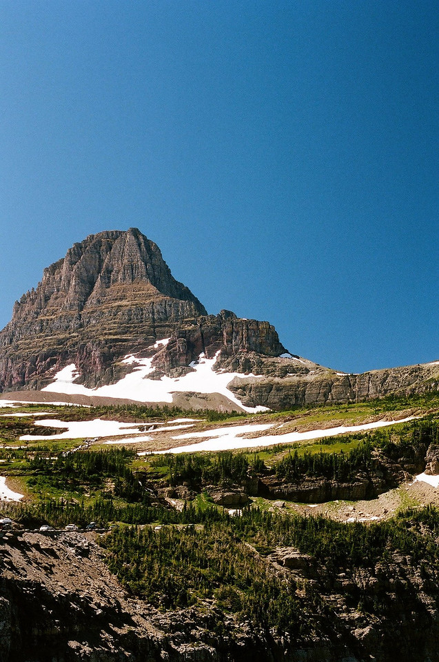 This is a bit of an obligatory shot. This was taken at the beginning of the Highline Trail in Glacier National Park. It was a stunningly beautiful traverse. My photos along the trail did not capture the grandeur of this amazing place.