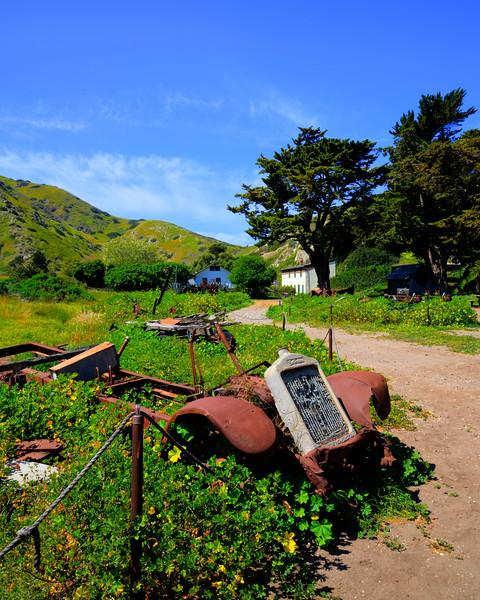 Channel Islands - Santa Cruz Island