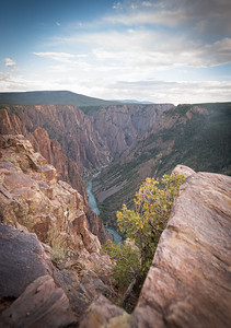 Gun Sight - Black Canyon of the Gunnison, CO