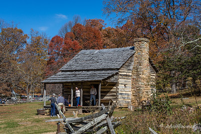 Cabin - Mountain Farm, Humpback Rocks Area