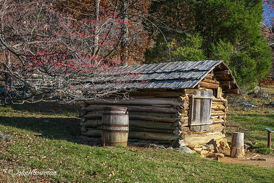Shed - Mountain Farm, Humpback Rocks Area