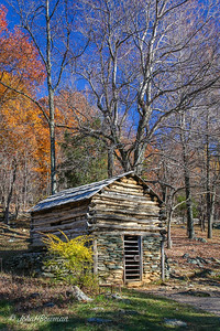 Root Cellar - Mountain Farm, Humpback Rocks Area