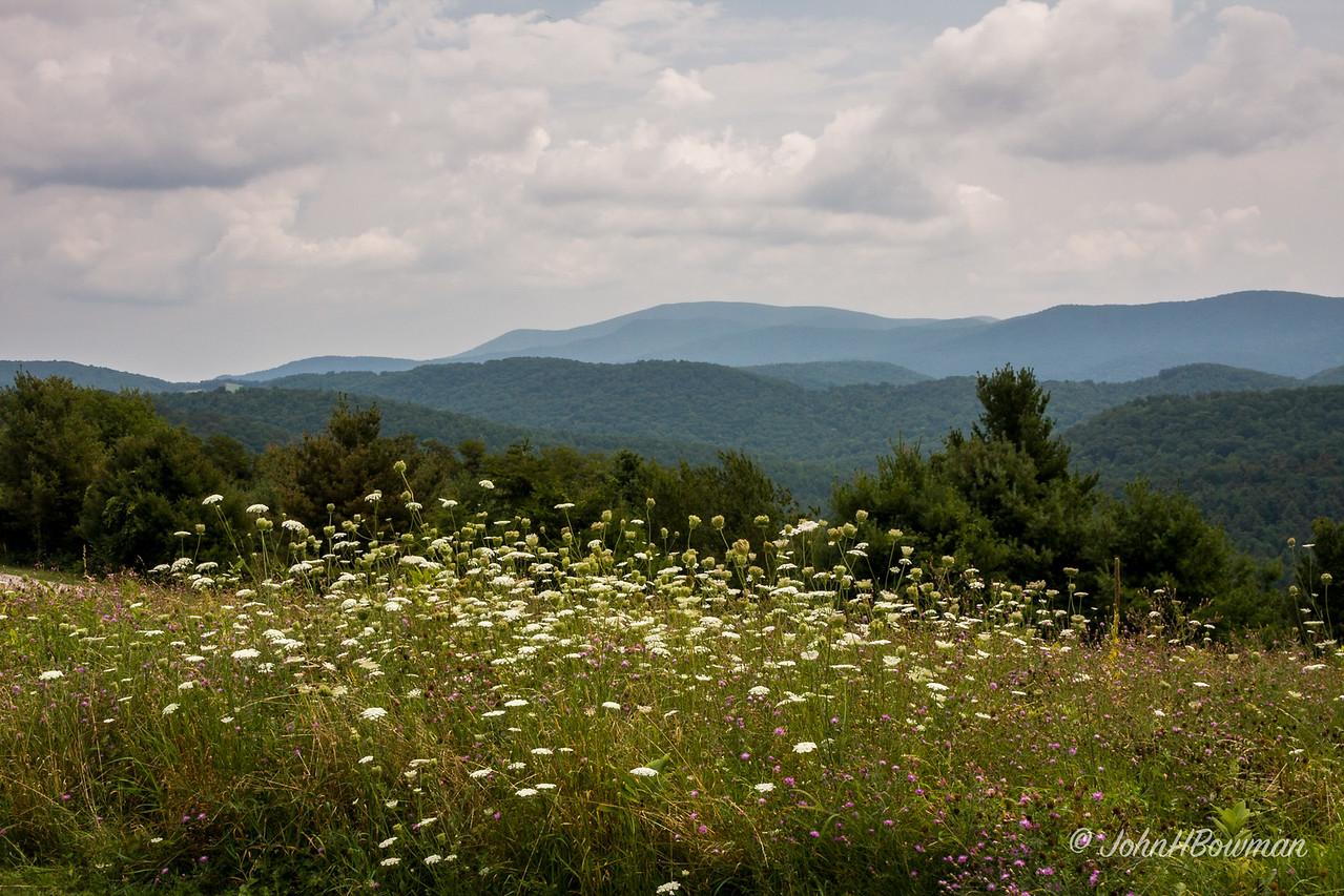 Big Spy Mountain Overlook