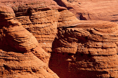 Layers Canyon de Chelly National Monument AZ_2065