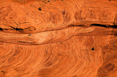 Swirlies Canyon de Chelly National Monument AZ_2082