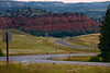 Winding Roads - The Roads around Devils Tower are Meant to be Ridden on a Motorcycle - Photo by Pat Bonish